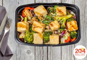 Tofu Ninja Stir Fry