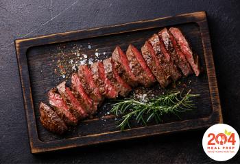 Blackened Steak Pound