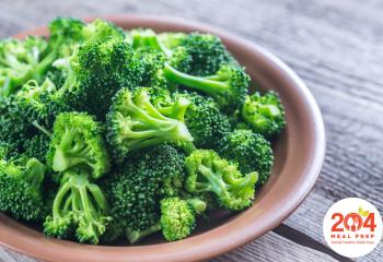 Steamed Broccoli 1 Pound