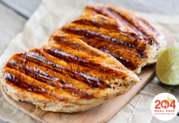 Sliced Grilled Chicken 1 Pound