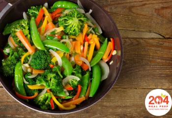 Stir Fry Vegetables 1 Pound