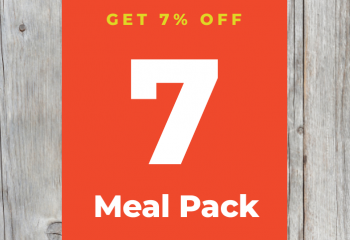 7 Meal Pack