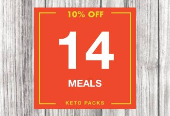 14 Keto Meal Pack